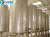 Food Grades Customized Storage Tank