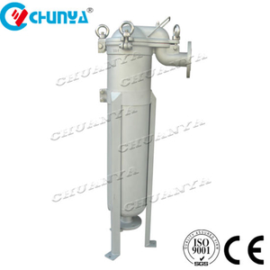 Reverse Osmosis Systemtop Entry Single Bag Filter Housing Water Treatment System