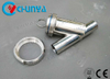 Valve Sanitary Y-Type Stainless Strainer Steel Polished Water Filter Housing