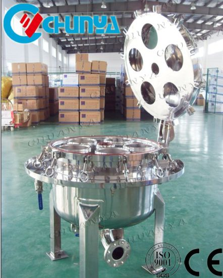 Duplex Bag Filter Housing for Chemical and Oil Filtration