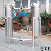 Multi Stage Duplex Bag Filter Housing for Water Treatment