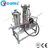 Stainless Steel Filter Bag Filter Housing with Pump