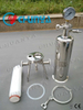 Filter Core Stainless Steel High Quality Single Cartridge Filter Housing