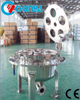 Industrial Duplex Bag Filter Housing for Chemical and Oil Filtration