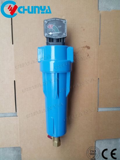 China Industrial Manufacturer H Series Compressed Air Filter Housing