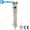 High Flow Stainless Steel Single Cartridge Filter
