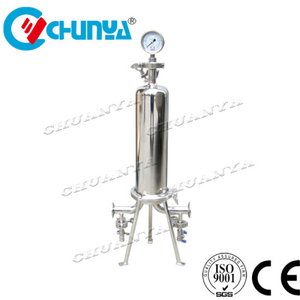 China Manufacturer Stainless Stee Filter Housing Water Purifier
